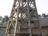 Der Abbau der Mühle. Oktober 2010