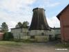 Die Mühle in Legan bei Rendsburg. Juli 2010