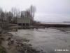 In diesem Bereich des ehem. Regenrückhalte- beckens wird die Mühle wieder aufgebaut. Januar 2012