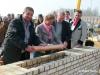 Am 16.März 2012 fand die Grundsteinlegung statt.